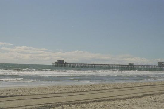 Oceanside Pier: Oceanside, Californie, États-Unis