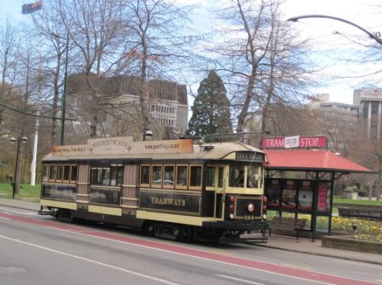 Christchurch Tramway Photo