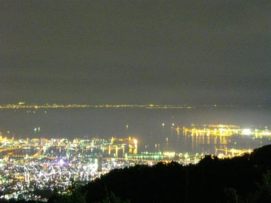 Kobe hyogo prefecture japan one of the best night views in japan kobe hyogo prefecture japan one of the best night views in japan publicscrutiny Choice Image