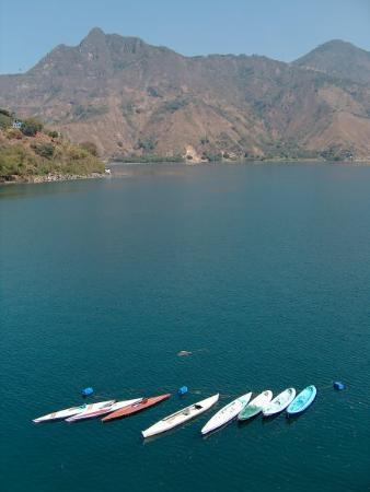 San Pedro La Laguna, Guatemala: S. pedro