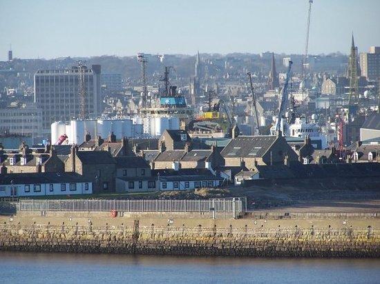 Aberdeen, UK: ABERDEEN HARBOUR