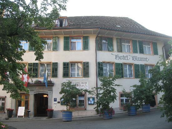 Atrium Hotel Blume : Hotel Blume (Baden)