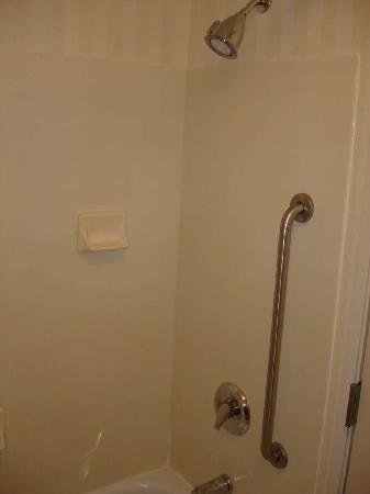 Fairfield Inn & Suites Helena: Sept 2009 - Shower