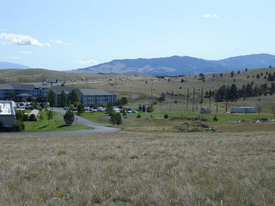 Fairfield Inn & Suites Helena: Sept 2009 - Near Airport