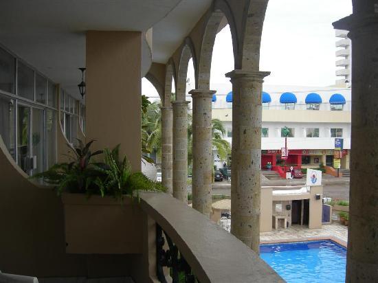 Solamar Inn: balcony