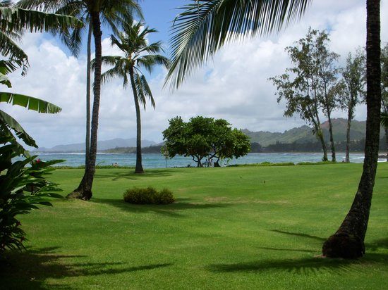 Lae Nani Resort Condos: View from our room