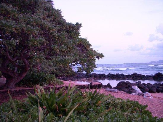 "Lae Nani Resort Condos: The ""keiki pond"""