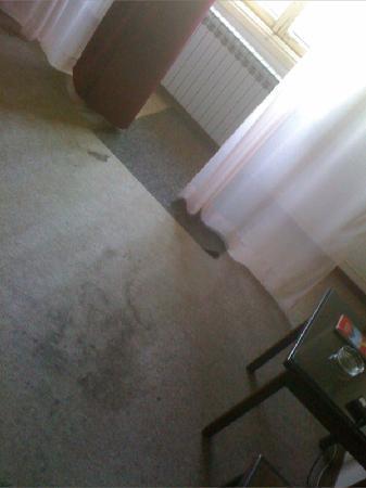 جست هاوس هوتل ريفييرا: Carpet flooring