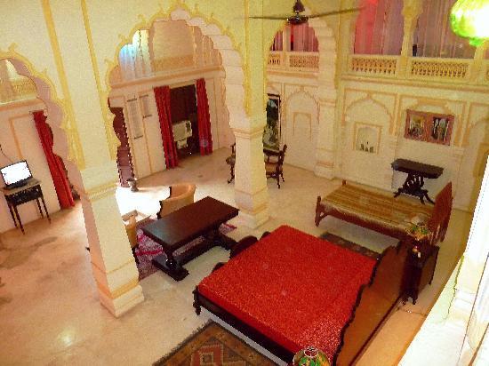 Kishangarh, Indie: queen suite