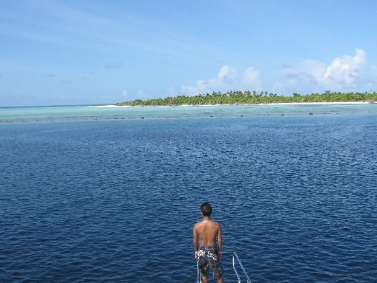 The Sun Siyam Iru Fushi Maldives: Sortie plongée