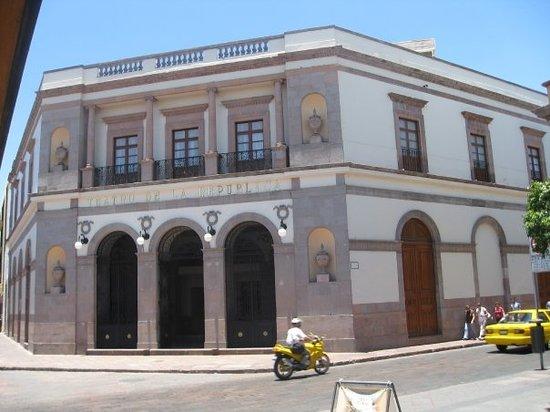 Teatro de la Republica