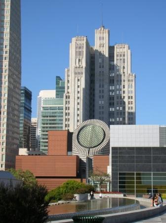 San Francisco Museum of Modern Art (SFMOMA): SFMOMA by Mario Botta
