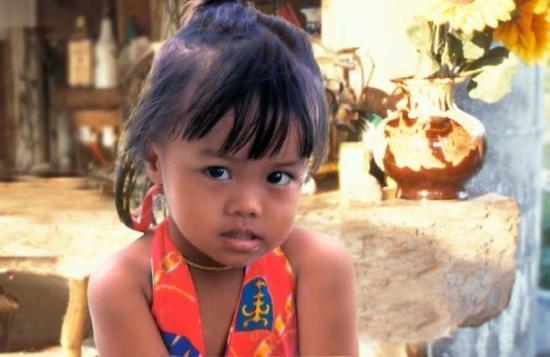 Palawan Island, Philippines: Cute-Girl
