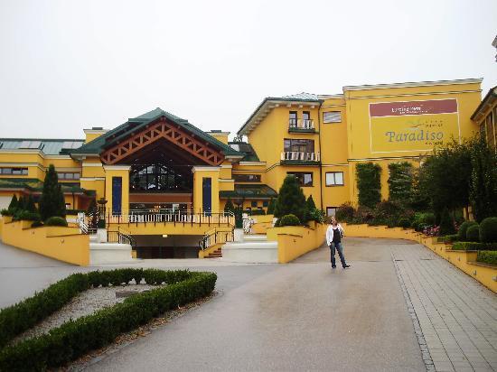 Bad Schallerbach, Austria: Hotel