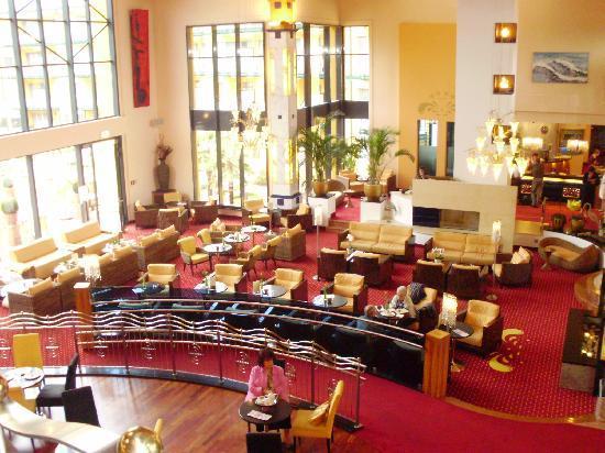 Hotel Paradiso: Lobby