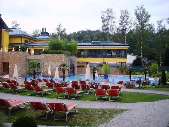 Paradiso Hotel: Hoteltherme