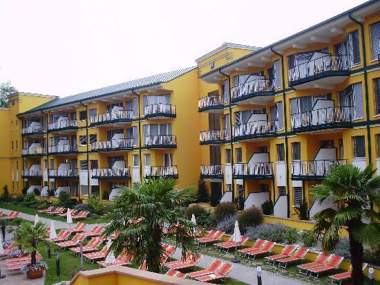 Paradiso Hotel: Hotel