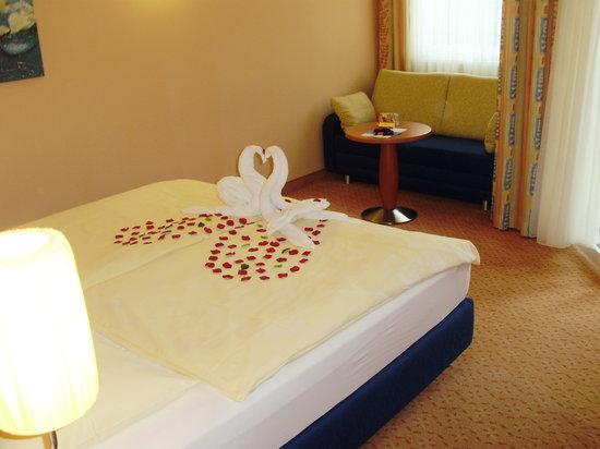 Paradiso Hotel: Zimmer