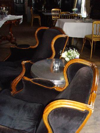 Hof van Marken : im Restaurant