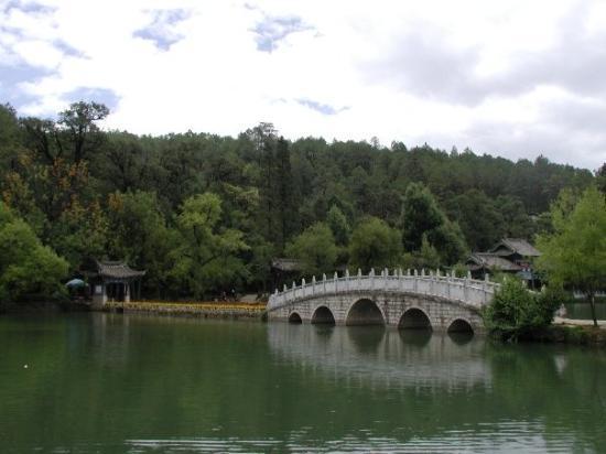 Black Dragon Pond Park ภาพถ่าย