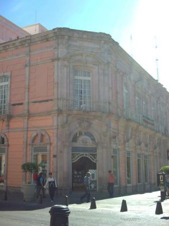 Hotel Francia Aguascalientes Photo