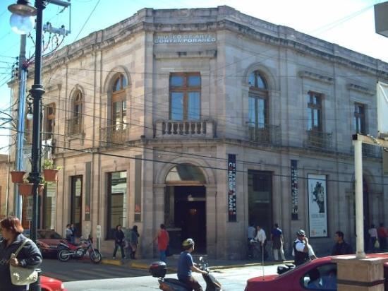 "Aguascalientes, México: Museo de Arte Contemporaneo ""El Ocho"""