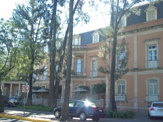 Gran Hotel Alameda Bild
