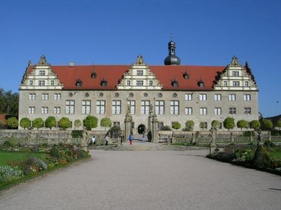 Schloss Weikersheim, Weikersheim, Germany