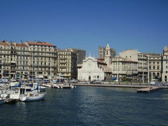 Le port de marseille picture of marseille bouches du for Marseille bdr