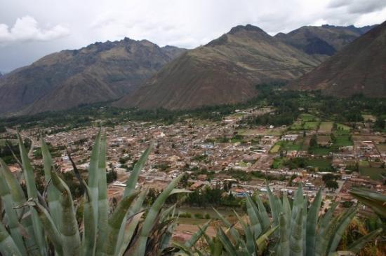อูรูบัมบา, เปรู: Urubamba