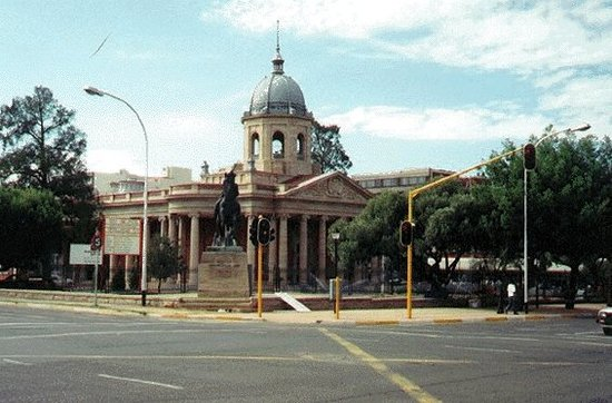 Bloemfontein (South Africa) - High Court building