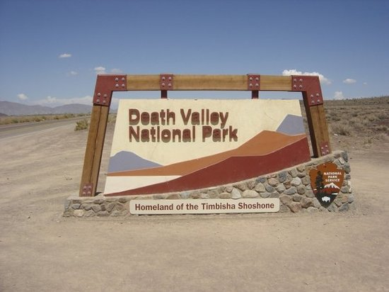 Death Valley Junction, Californië: Death Valley National Park