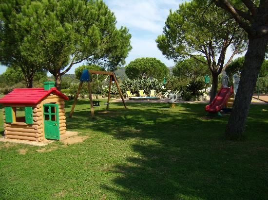 Casa Campanella Resort: play gardan