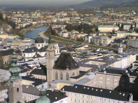 Salzburg, Österreich: SALISBURGO