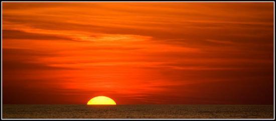 Milazzo, Italia: Sunset