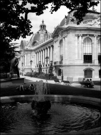 Petit Palais, City of Paris Fine Art Museum: Petit Palais