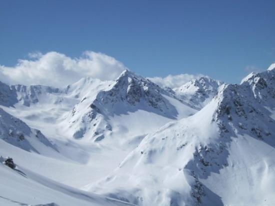 Arosa, Szwajcaria: a traum berg oder da müss ma auffe