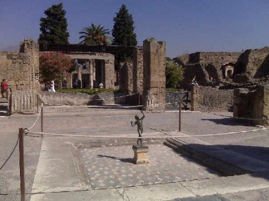 Forum: Ruinas de pompeya