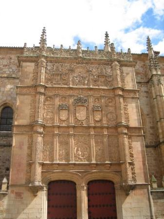 Universidad de Salamanca ( Patrimonio de la humanidad. Una ... - photo#40
