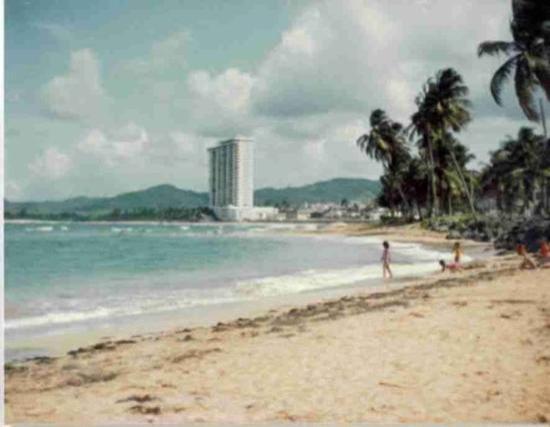 Luquillo, Puerto Rico: Loquillo Beach Puerto Rico