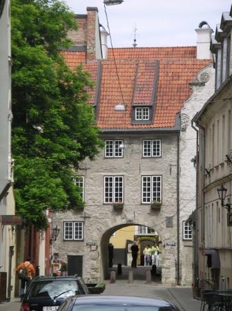 Swedish Gate (Zviedru Varti) ภาพถ่าย