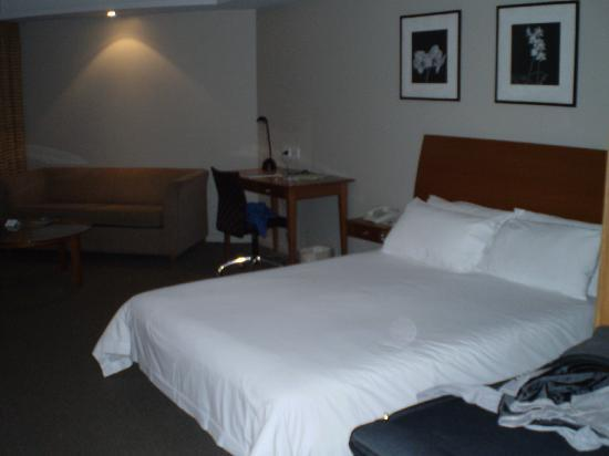 Holiday Inn Suva: My Hotel Room