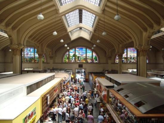 Mercadao - Sao Paulo Municipal Market: mercado en sp.