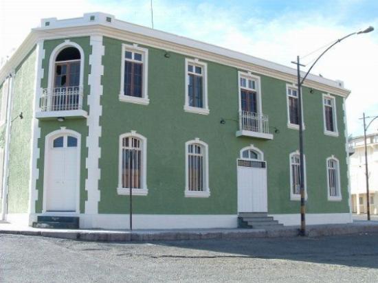 Plazoleta De Mejillones En Recuerdo Al Ferrocarril Foto De Calama Antofagasta Region