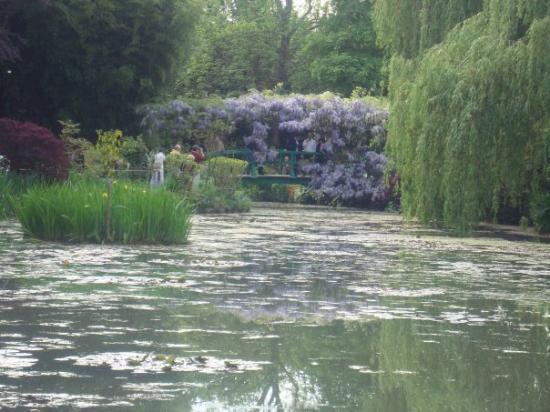 Giverny photo de maison et jardins de claude monet for Jardin acuatico