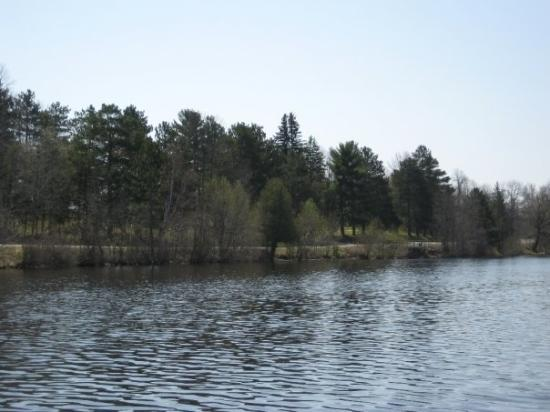 Rib Lake Picture