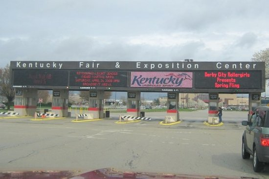 Kentucky Fair and Exposition Center Photo