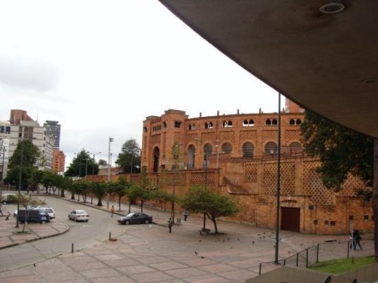 Plaza de Toros Santamaria: Plaza de toros , Bogota