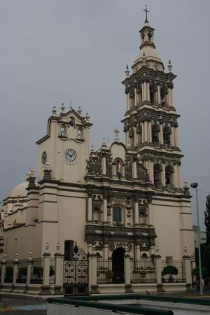 Catedral Metropolitana de Nuestra Senora de Monterrey: cathedral