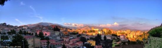 Frosinone, Italien: Paliano (FR)